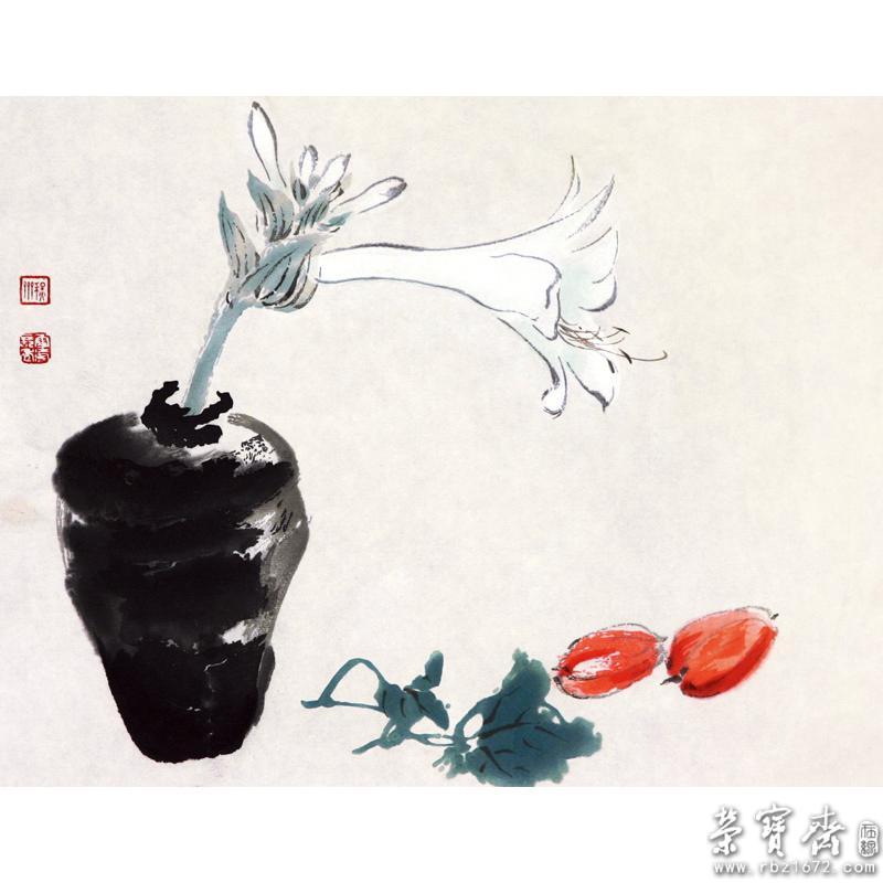 王雪涛画家个人资料简历头像照片