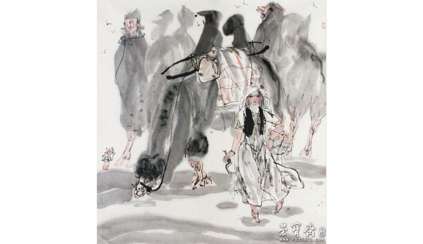 八音合奏——画家林峰的艺术