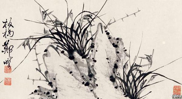 文禁与腐败下的散人:扬州八怪 历史上的扬州,汉代称之为广陵。西汉初年,刘濞被封吴王,采铜铸钱、煮海为盐,为了方便盐运,开挖茱萸沟改称号吴州。直到隋文帝开皇九年(589 年),改吴州为扬州,从此以后,扬州才开始享有它的专名,隋炀帝开凿京杭运河,使得南北水路相通,扬州成为集经济,军事,政治为一体江南名城。在唐代,扬州已经被称之为富甲天下。在扬州活跃的第一是盐商,其次是茶商,最后才是珠宝商人,这些商人后来成为扬州艺术的重要赞助人。隋唐以前,扬州城一直是兵家必争之地。从东汉末年到魏晋南北朝时期城市