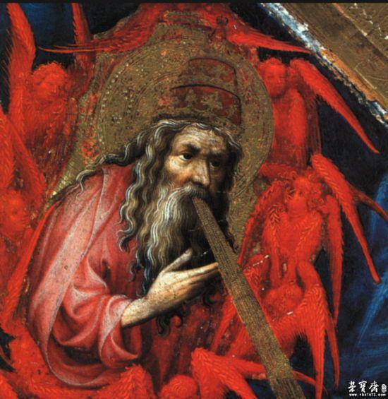 谈谈哥特时期与文艺复兴时期的绘画