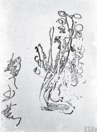 鲁迅简笔画画法步骤