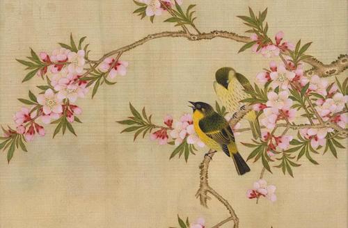 工笔画中国画色彩:色彩种类,色彩性质和色彩用法
