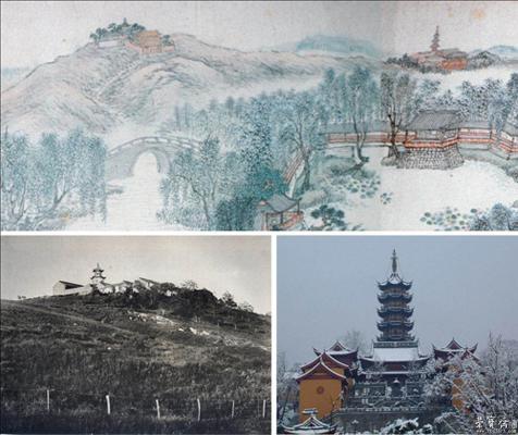 中国古代园林绘画简介