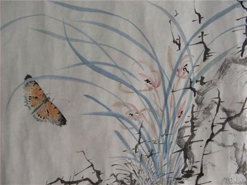 青绿山水始创于唐氏的李思训北宋的王希孟所画的千里江山图也是